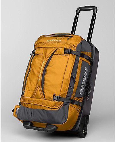 Expedition Drop-Bottom Duffel Bag - Medium  149 Eddie Bauer - Capacity   2 056d500a9d6e4