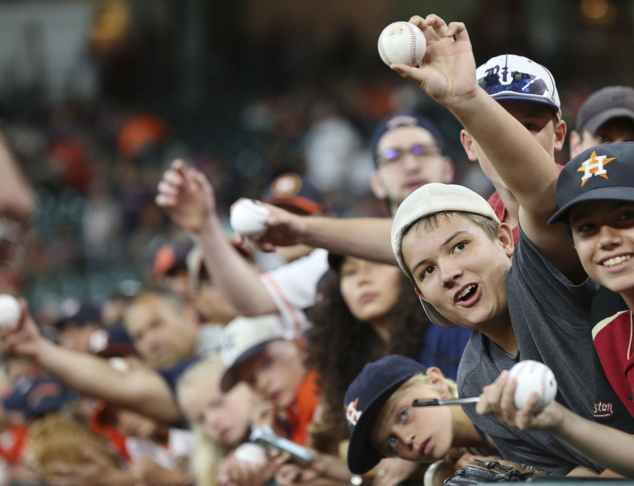 Video Astros A J Hinch Says More Must Be Done To Protect Fans With Images Astros Sayings Say More