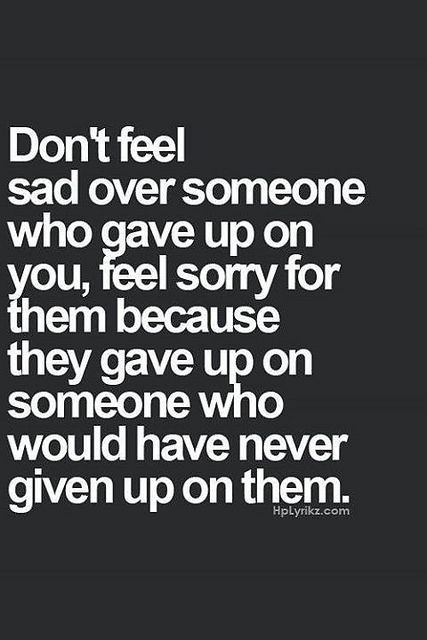 #Hurt #Quotes #Love #Relationship Yes. Or those who do bad on you and never cared to explain or allow second chances. Their utter loss. Facebook: http://ift.tt/13GS5M6 Google+ http://ift.tt/12dVGvP Twitter: http://ift.tt/13GS5Ma #Depressed #Life #Sad #Pai