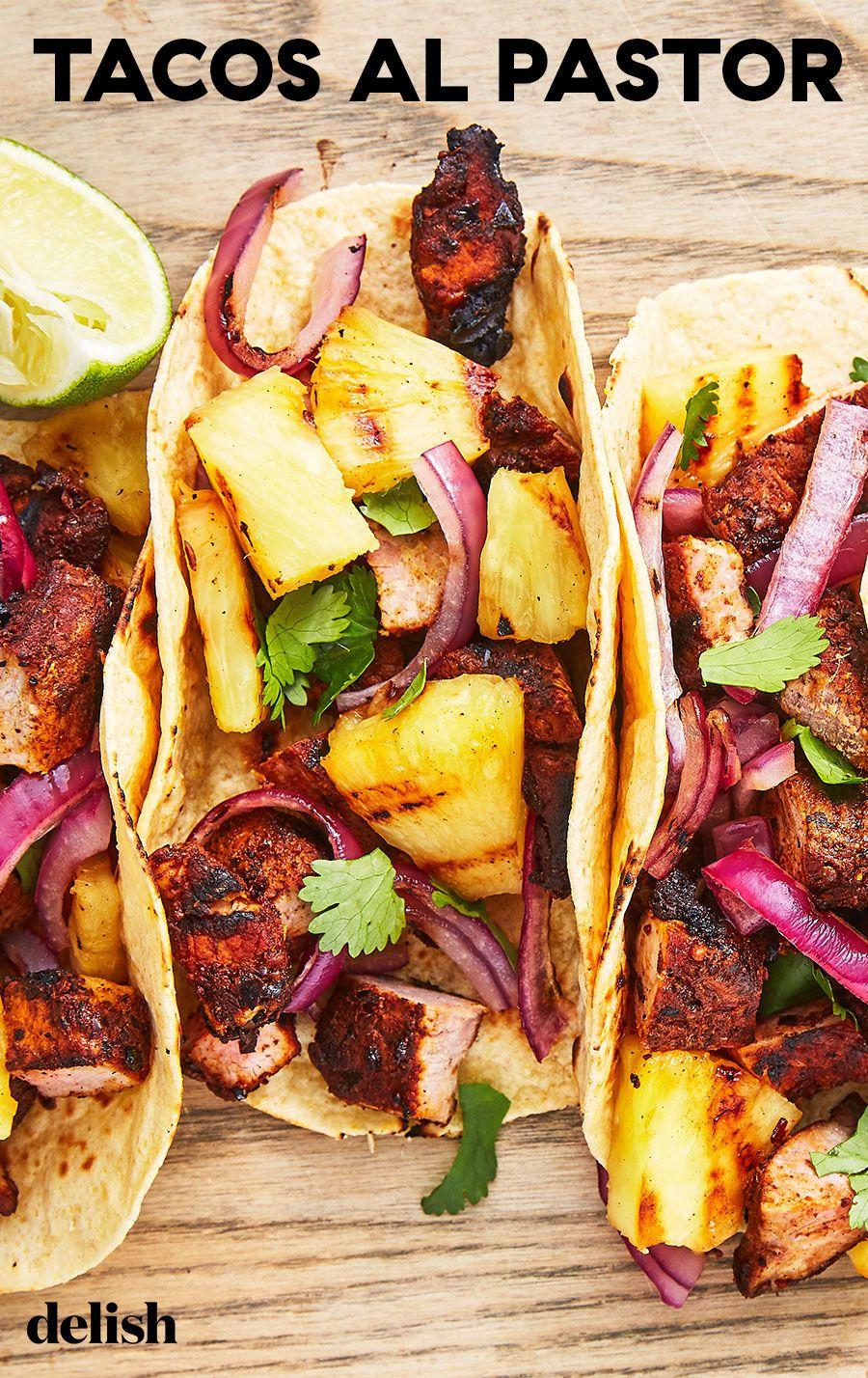 Tacos Al Pastor #tacos