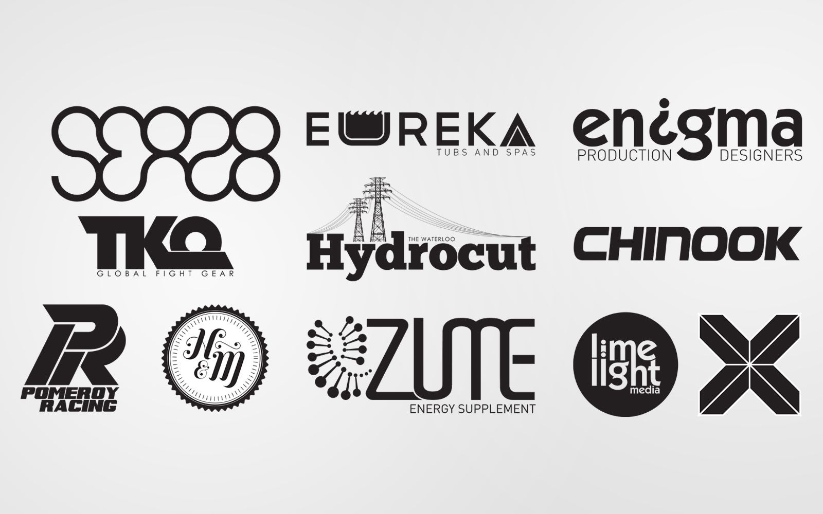 Logo design - Designed for Various
