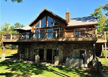 Taylor-Made Deep Creek Vacations | Glass Mountain Lodge