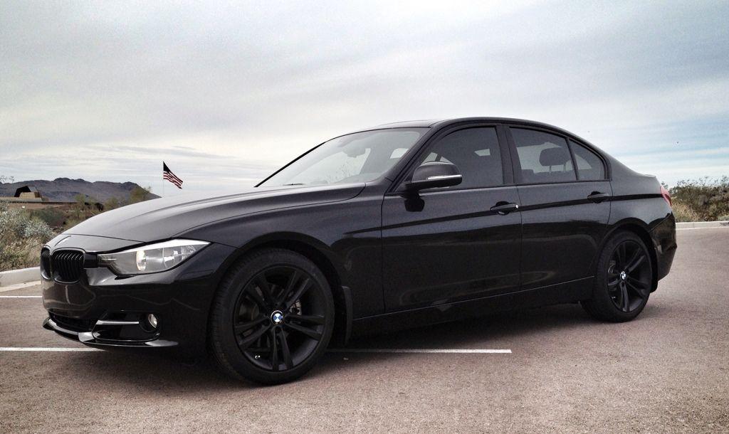 Image Result For Bmw Series Black Rims BMW Pinterest Black - All black bmw
