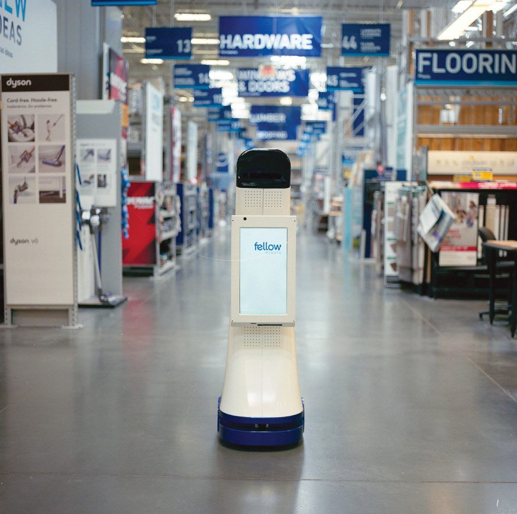 Lowes Introduces Artificial Intelligence in its Stores