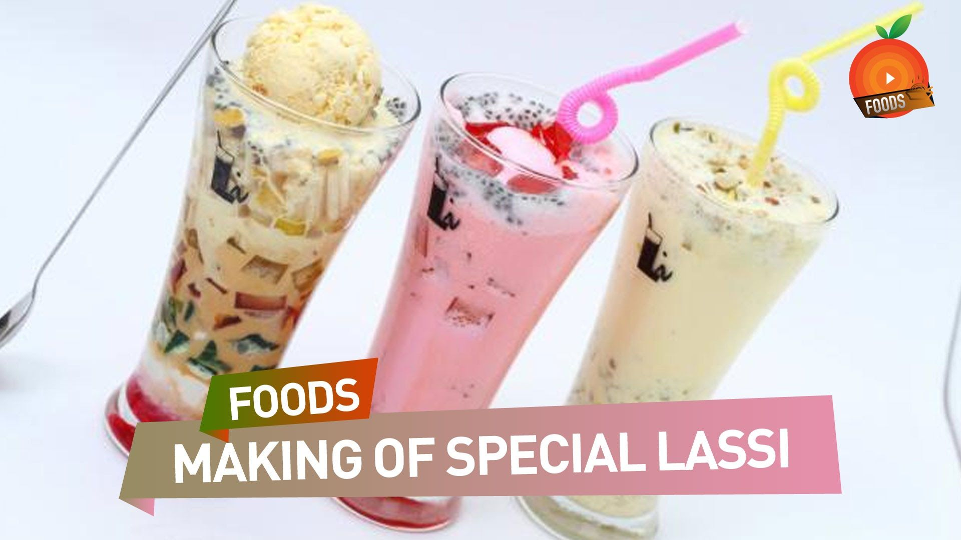 How To Make Water Chia Seeds Lassi - Indian Foods.