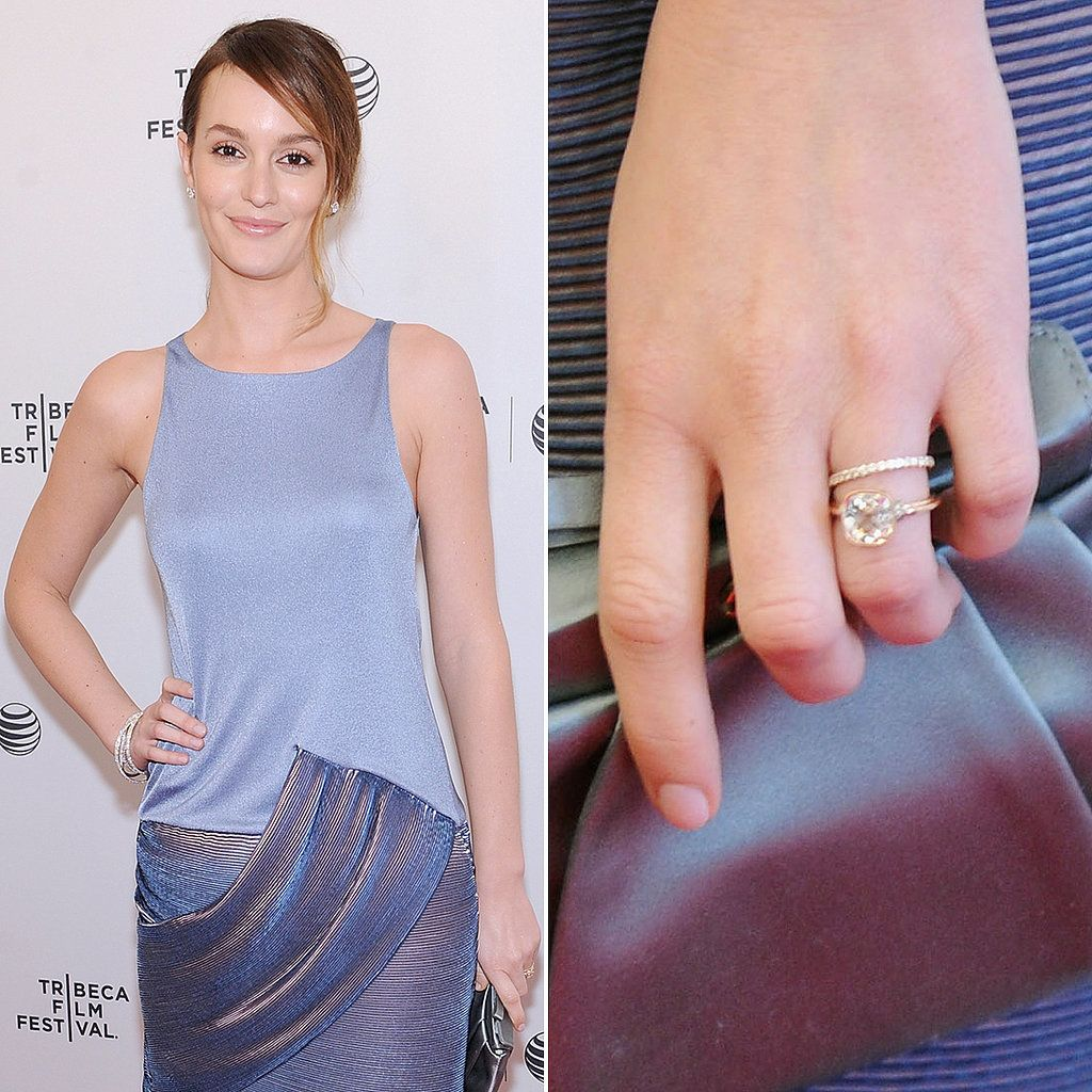low cost wedding rings Leighton Meester Leighton Meester secretly married Adam Brody in February but didn t debut her rings until the Tribeca Film Festival premiere of their