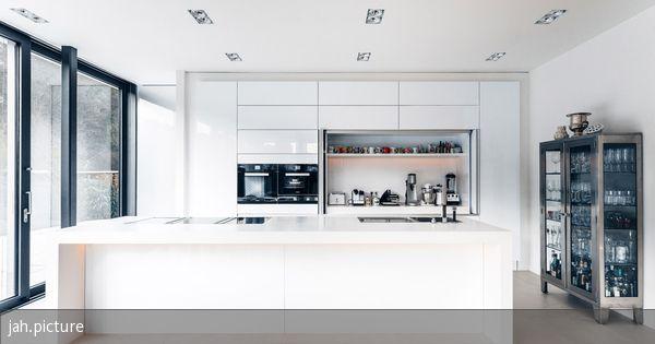 Indiviuell entworfene offene Küche Dunstabzug, Offene küche und - offene wohnkchen