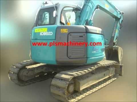 Excavator For Rental in Singapore Kobelco SK60SR-1ES | Excavators
