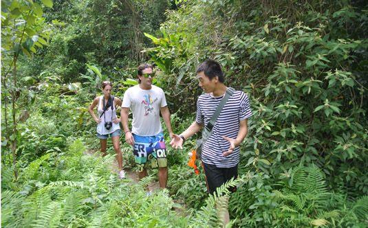 Discovering Cat Ba National Park