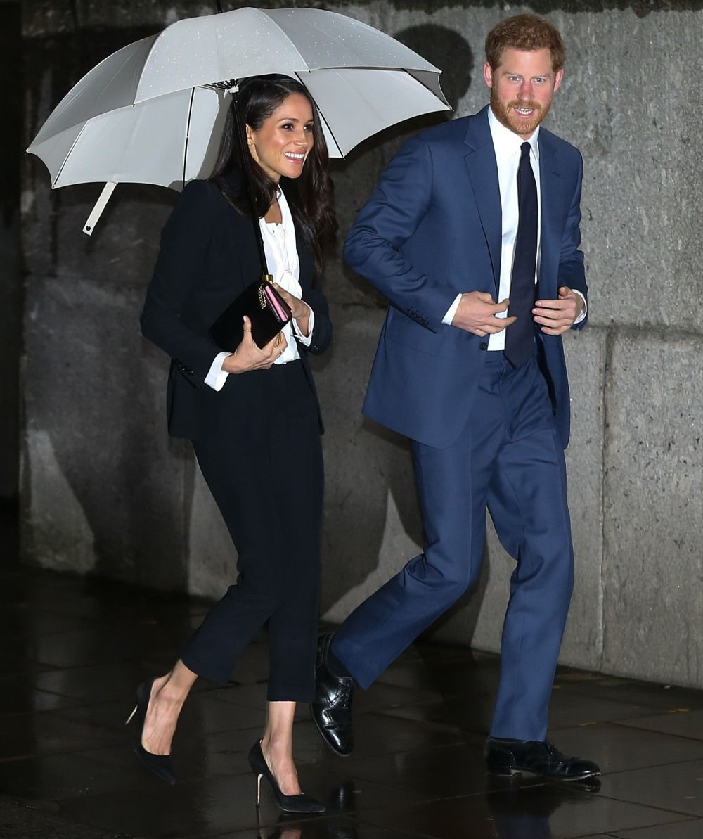 4dae3cbe990 Prince Harry and Meghan Markle attend Endeavour Fund Awards Ceremony ...