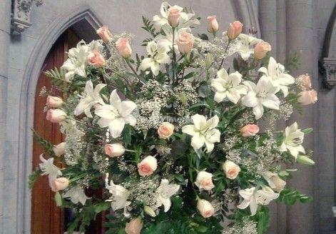 Arreglo Floral Redondo De Eryan Flores Y Arte Foto 7