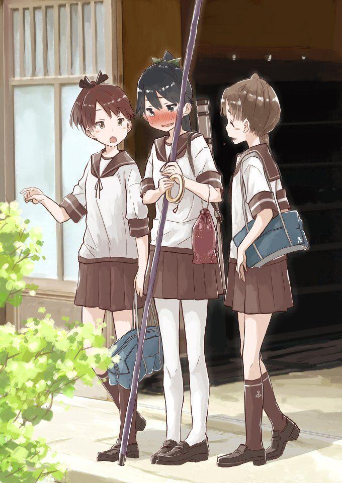 松谷 on twitter kantai collection anime kawaii anime
