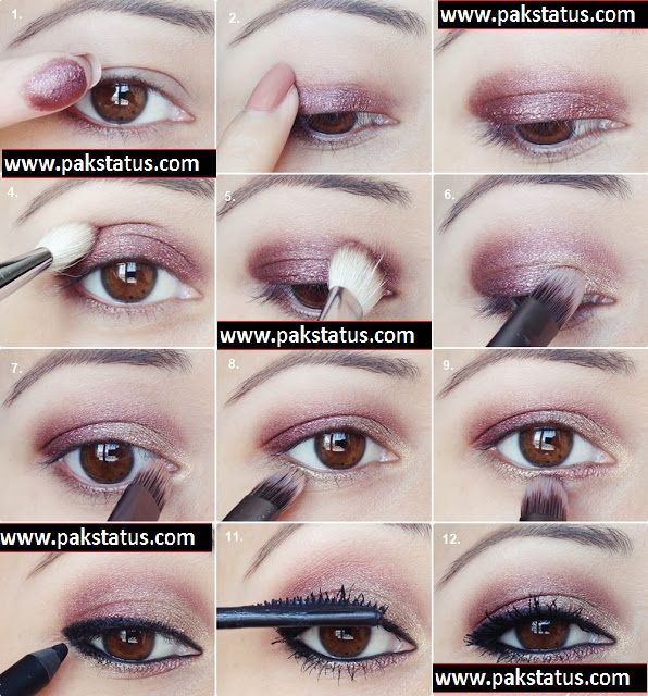 How To Bridal Makeup Step By Step : How To Make Bridal Makeup Step By Step - Makeup Vidalondon