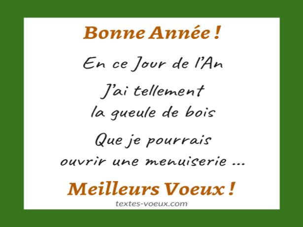 Message Voeux Humour 2019 Sms Comique Du Jour De Lan