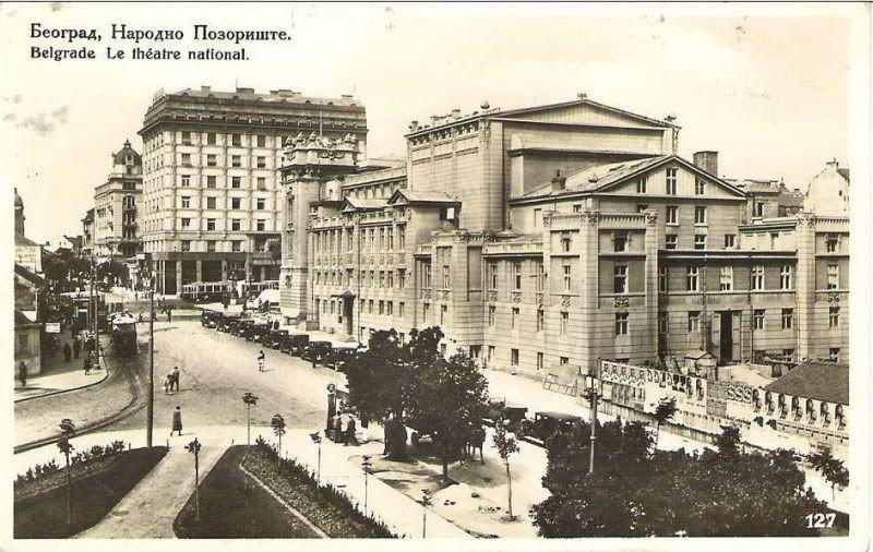 Слике старог Београда 1850-1960 | Photos of old Belgrade 1850-1960 - Page 55 - SkyscraperCity