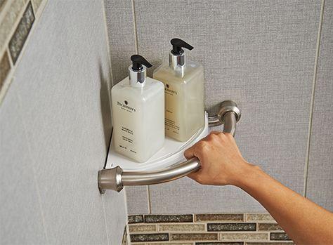 Delta Decor Assist Bathroom Fixture Line With Images Handicap