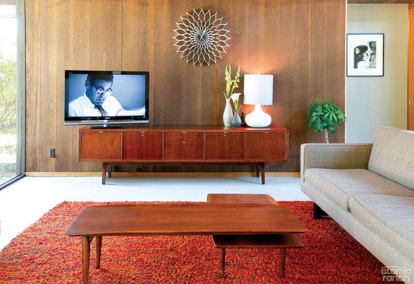 Best 1965 Eichler Living Room Mcm Living Room Mid Century 400 x 300