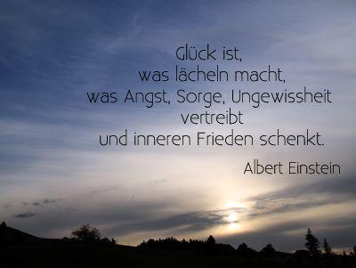 Naturbild mit Spruch   Sprüche   Einstein quotes, Quotes ...