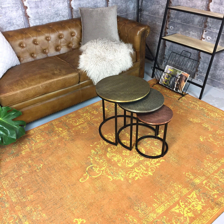 Geef je woonkamer, slaapkamer of eetkamer meer sfeer met dit vintage ...