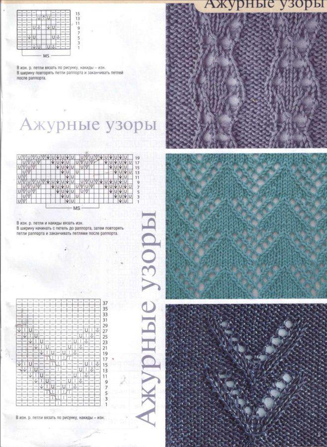 Patrones que hacen punto tejer | Entradas en patrones que hacen ...