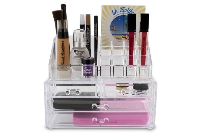 Bh Cosmetics Acrylic Makeup Organizer Makeup Bh