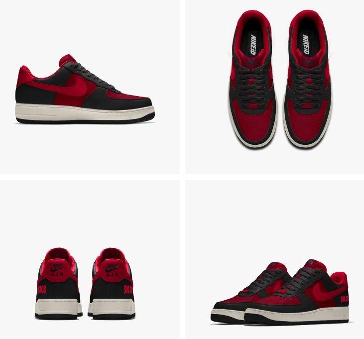 Nike Air Force 1 Mid iD. MyDesign3
