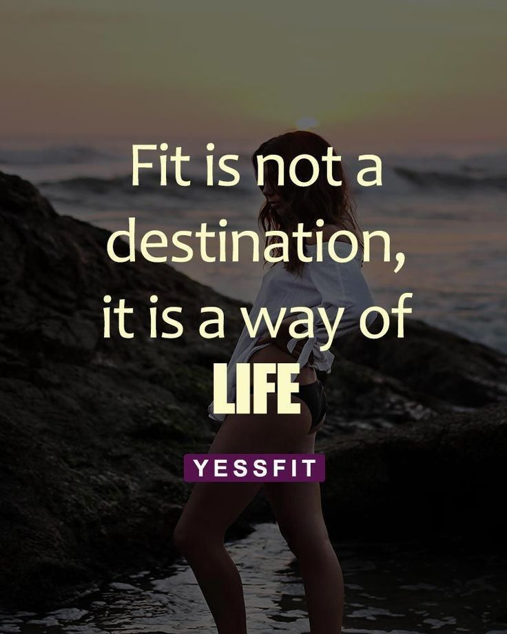 6 Quotes That Will Make You Want To Workout TODAY L And Sentences