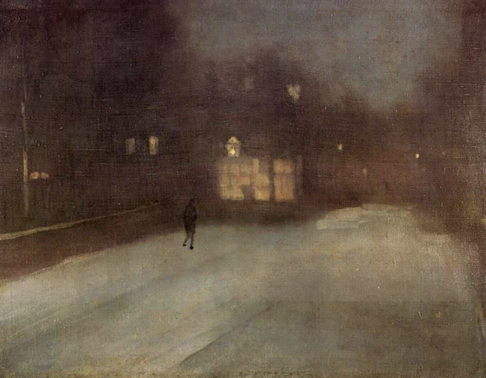 James Abbott McNeill Whistler, \