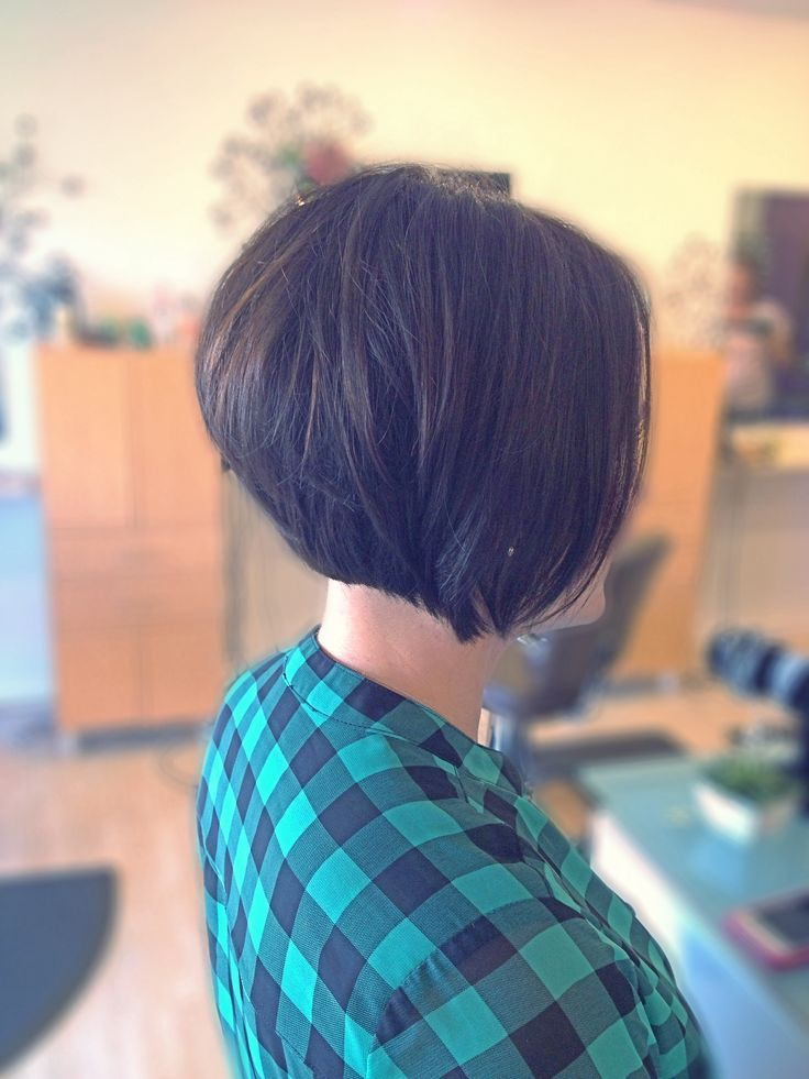 Stacked Bob Hairstyles to Add Hair Volume  Fashion and Shopping