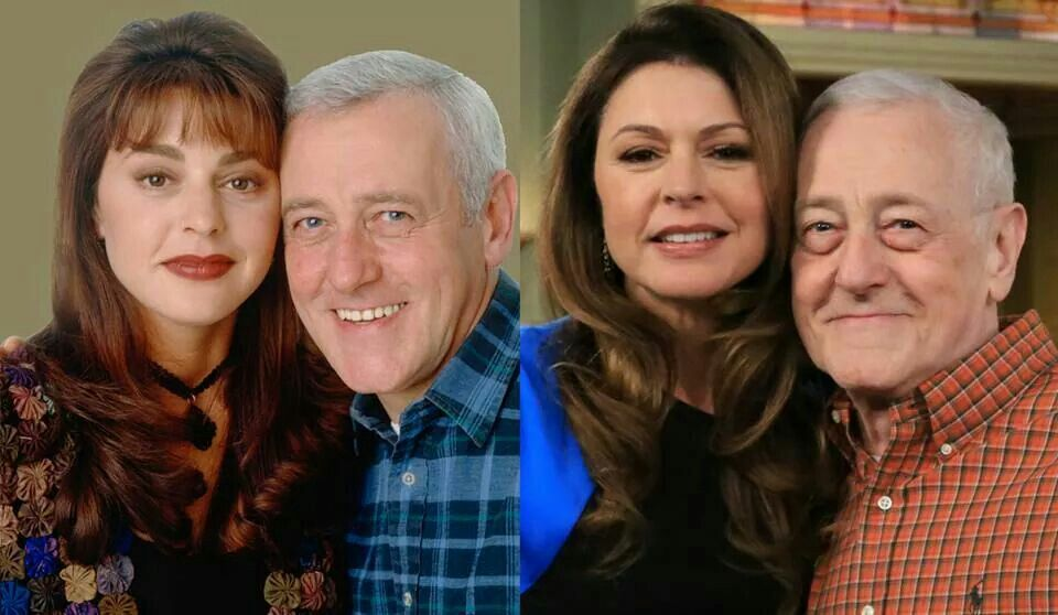 Jane Leaves And John Mahoney Then On Frasier And Now In Hot In