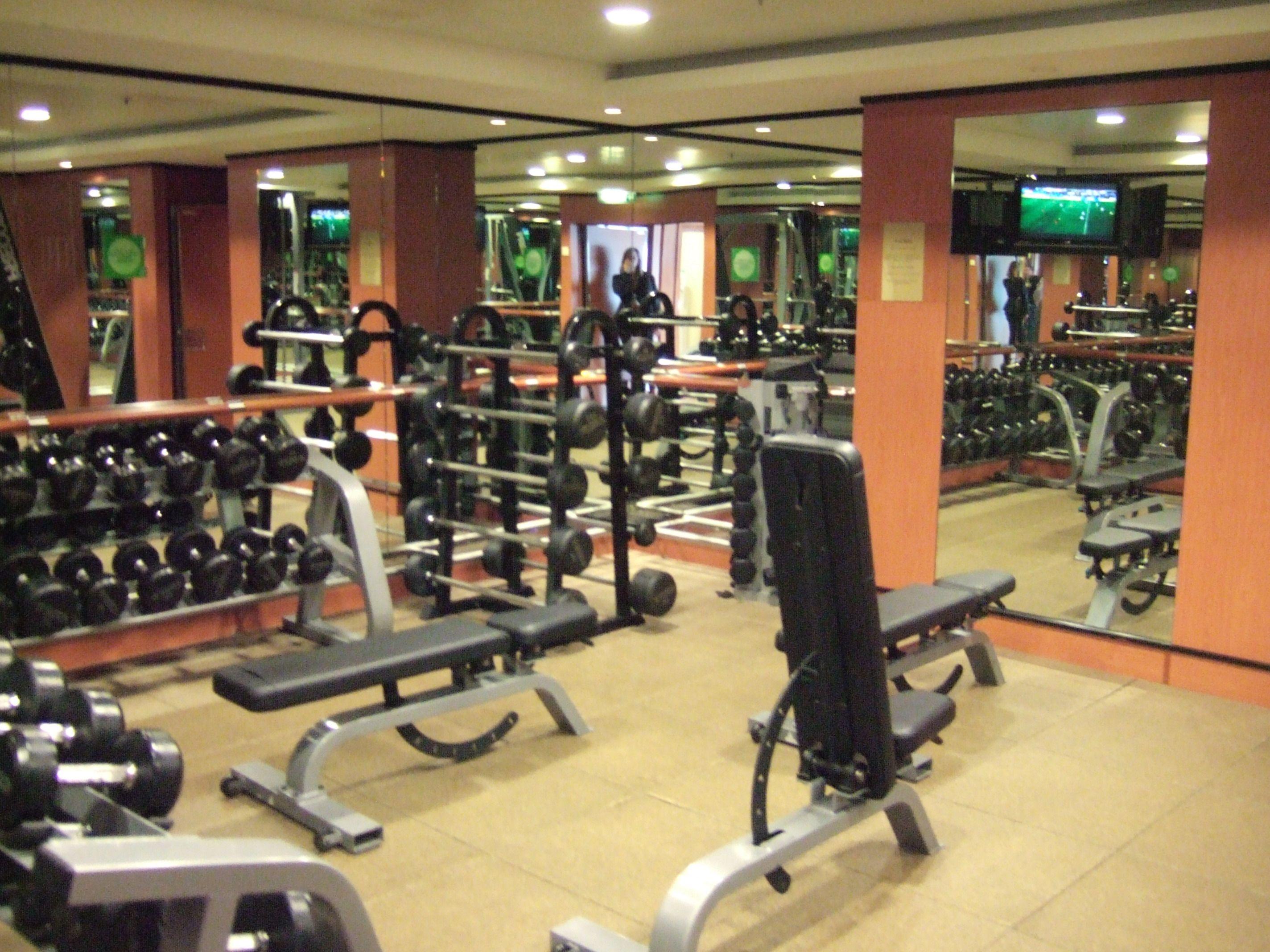 Norwegian Gem Fitness Center Free Weights Fitness Center Free Weights Ncl