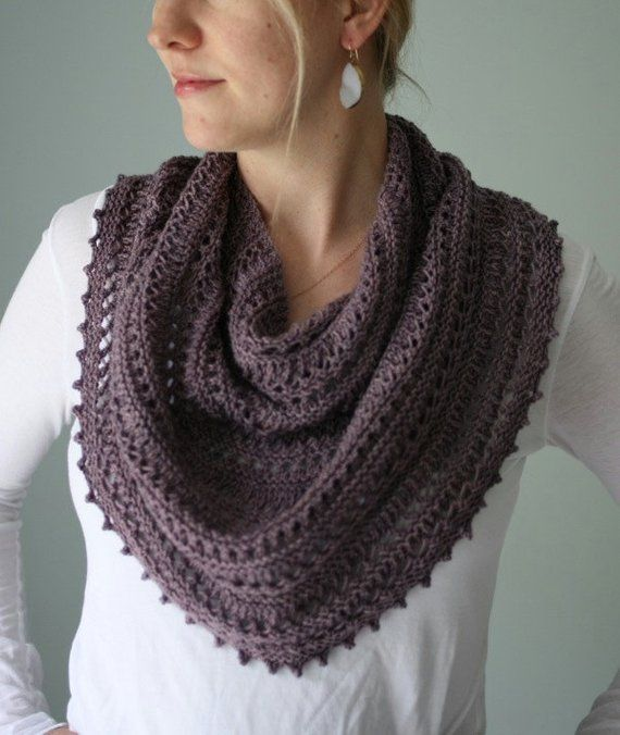 This PDF KNITTING PATTERN Provides Full Instructions For