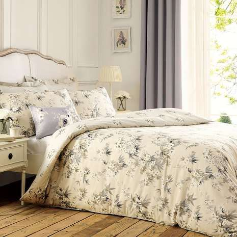 Natural Ishmani Bed Linen Collection Dunelm Ideas for