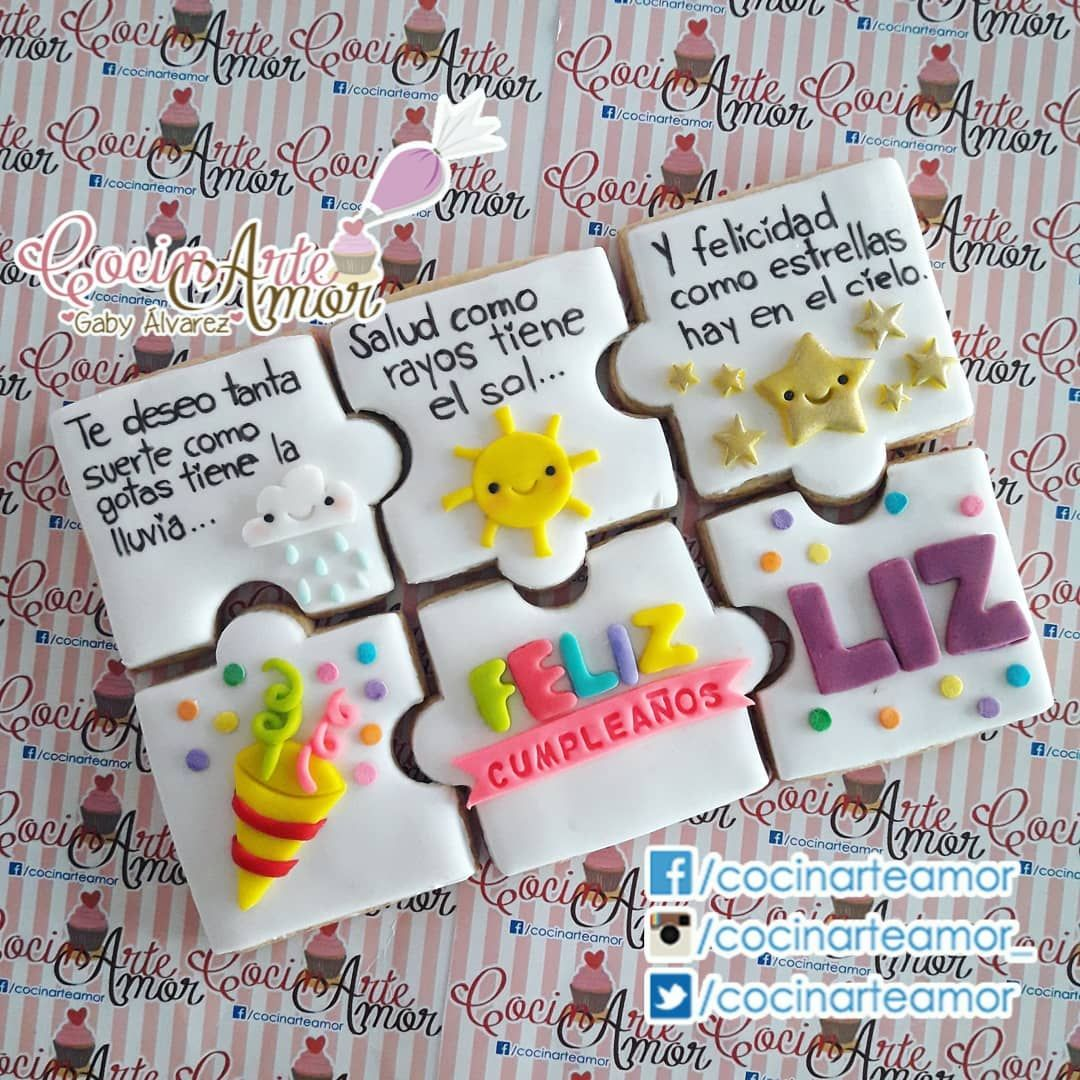 Cupacakes O Brownie Feliz Cumpleaños Galletas Decoradas Cumpleaños Galletas De Azúcar Decoradas Galletas De Cumpleaños