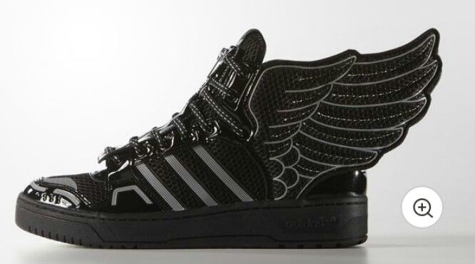 superior quality 40c14 753f6 Adidas wings in effect