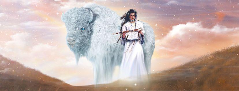 The Legend of the White Buffalo Calf Woman, Bringer of Wisdom