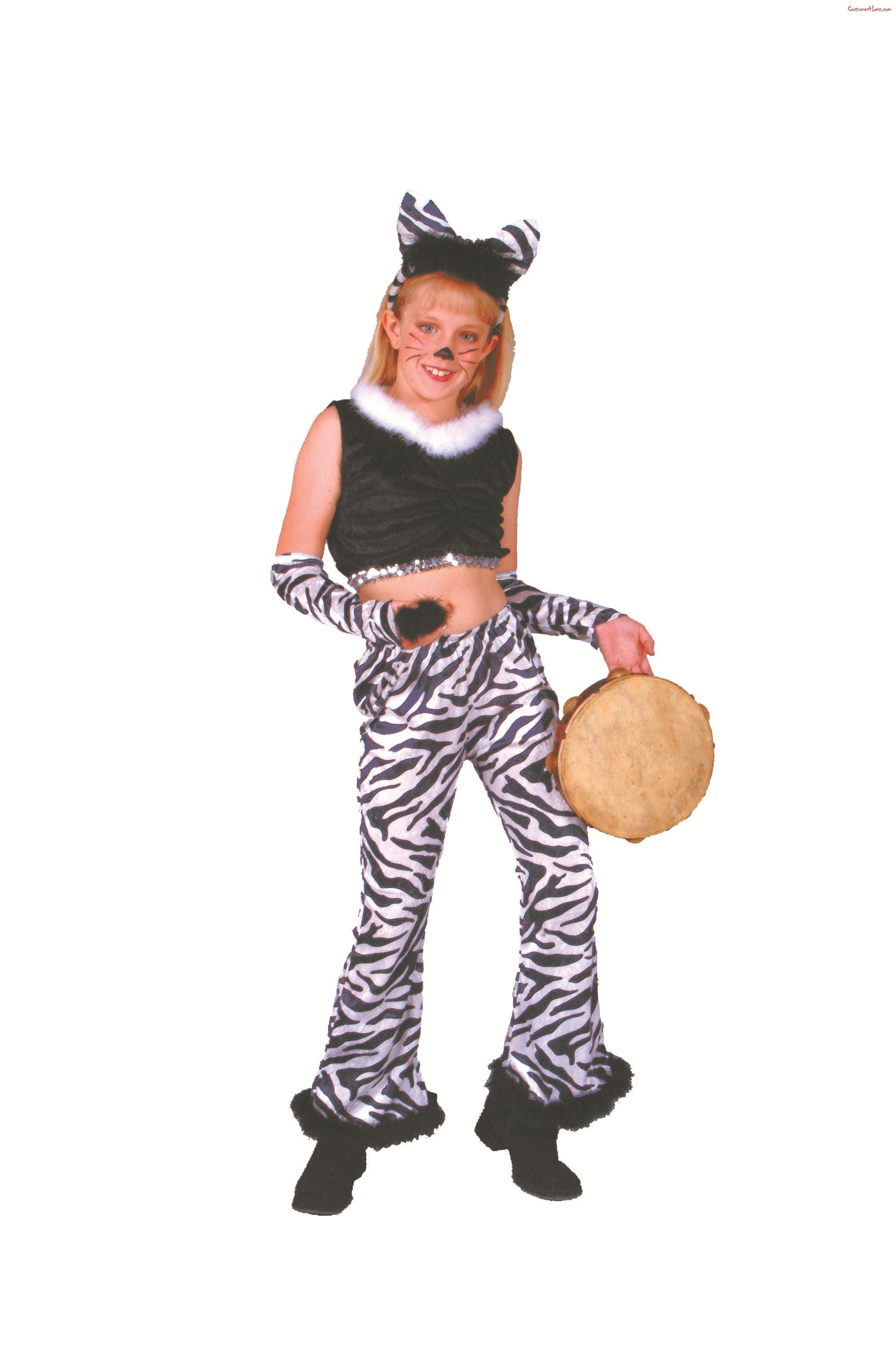 Rock Star-zebra Costume looks like josey and the pussycats  sc 1 st  Pinterest : halloween costumes zebra  - Germanpascual.Com