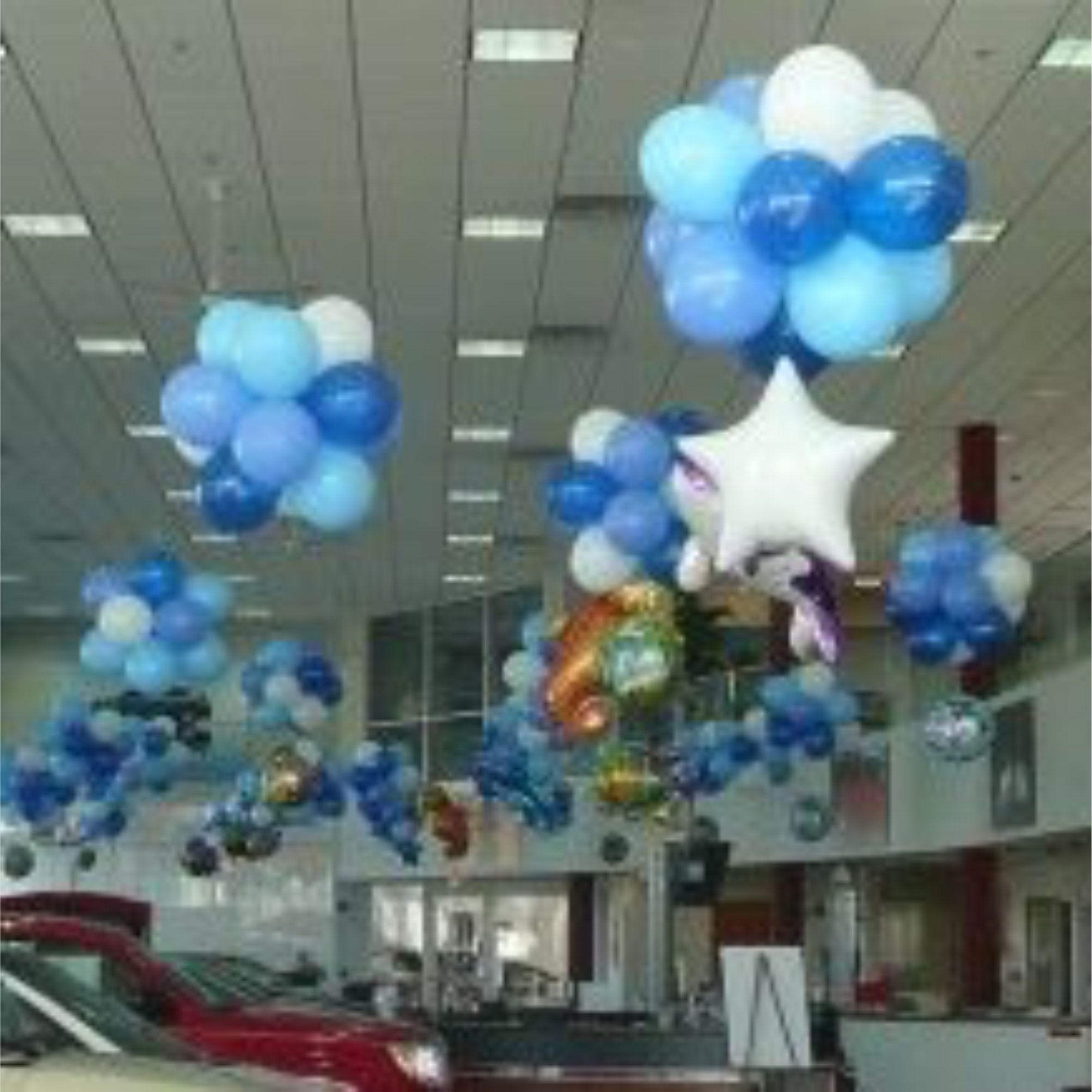 Dekorasi balon murah jakarta for Dekor ulang tahun