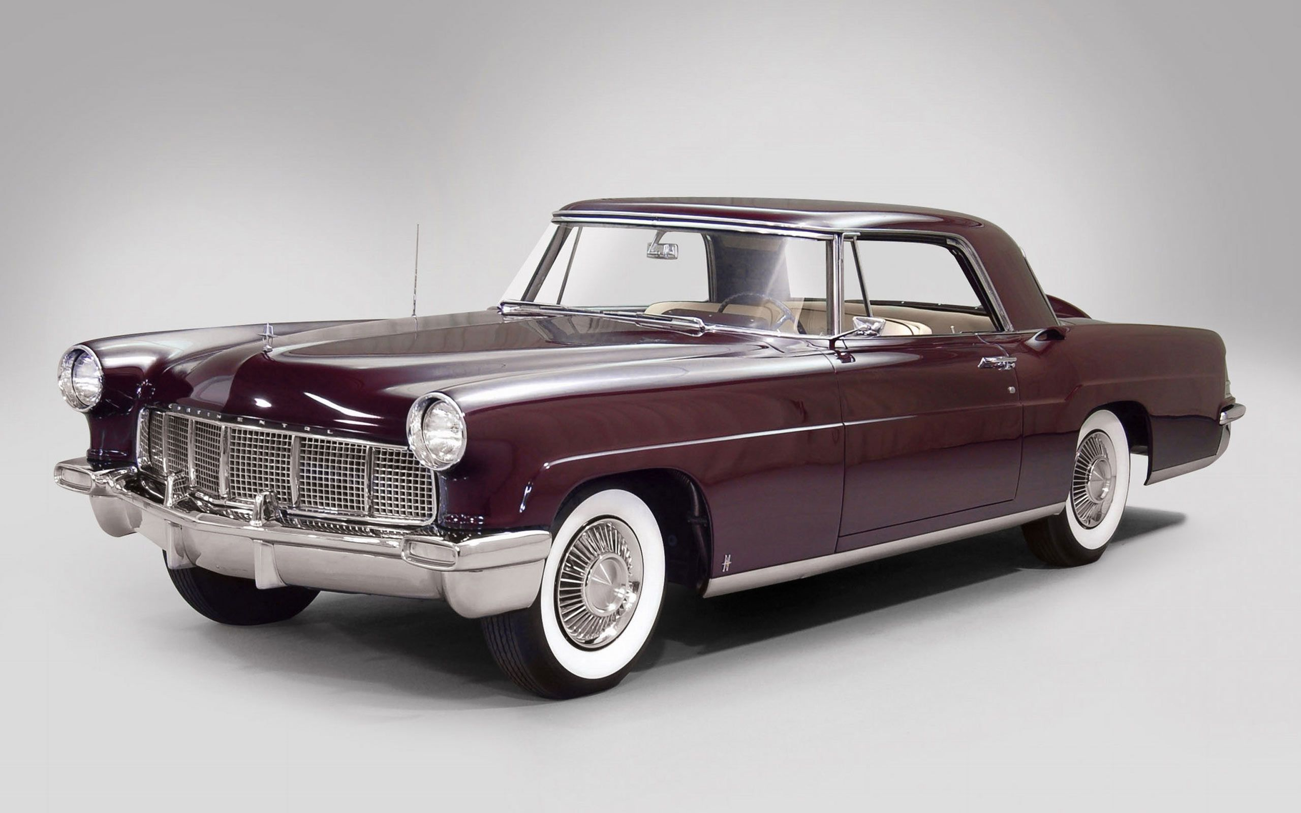 Lincoln Continental Retro Cars Purple Pinterest Cars