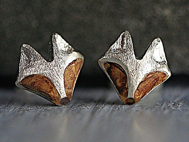 925 sterling silver tiny 4mm YIN YANG stud earrings