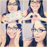 Thumbnail image for GLAM IN GLASSES – Love Your Frames! (Makeup Tips for Girls Who Wear Glasses)
