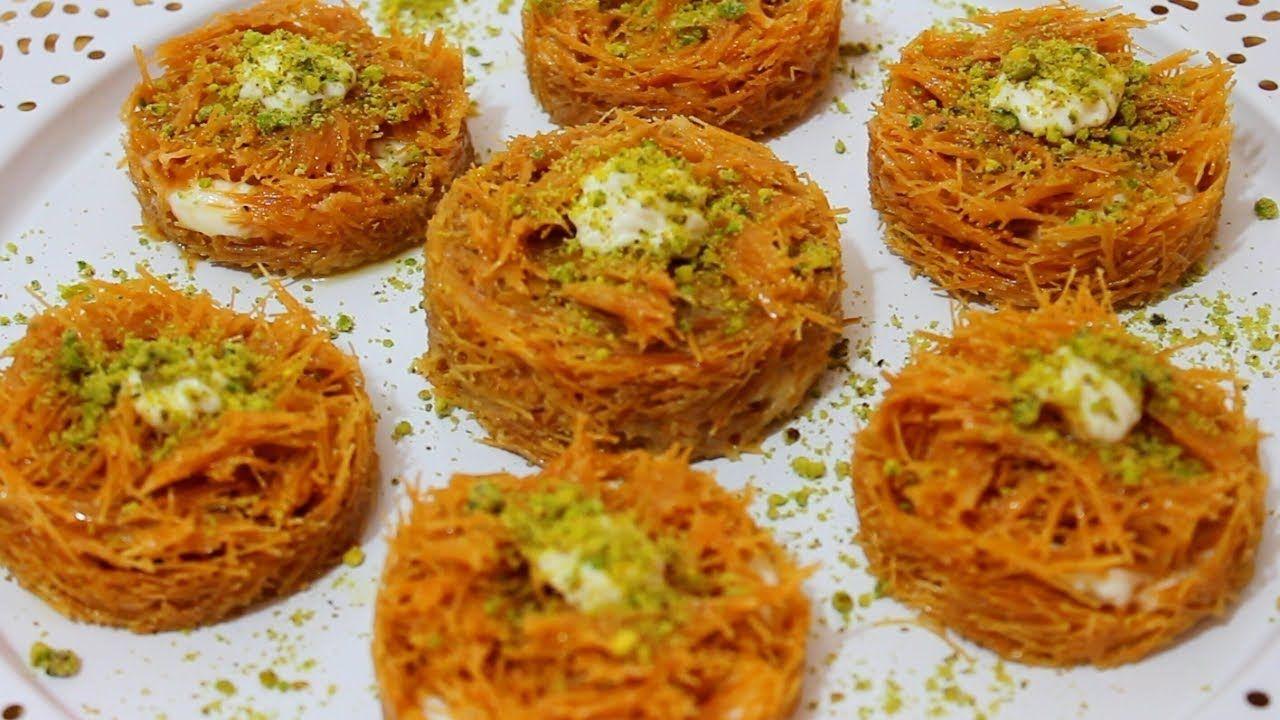 حلى الشعيرية الباكستانية بالقشطة حلى سهل و سريع Youtube Cooking Food Easy Cake