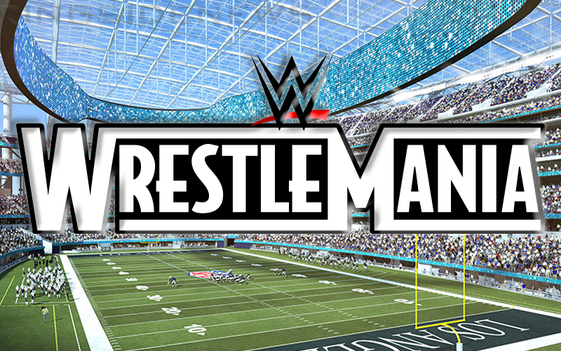 Huge Market Already Front Runner To Host Wrestlemania 37 Wrestlemania New Football Stadiums This Is Us Quotes