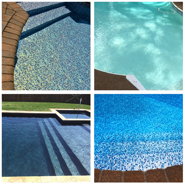 Is Your Pool In Need Of A New Look Check Out Looploc S Exclusive Pearlessence Poolliner Line Which Are Infused With I Pool Liners Pool Swimming Pool Liners