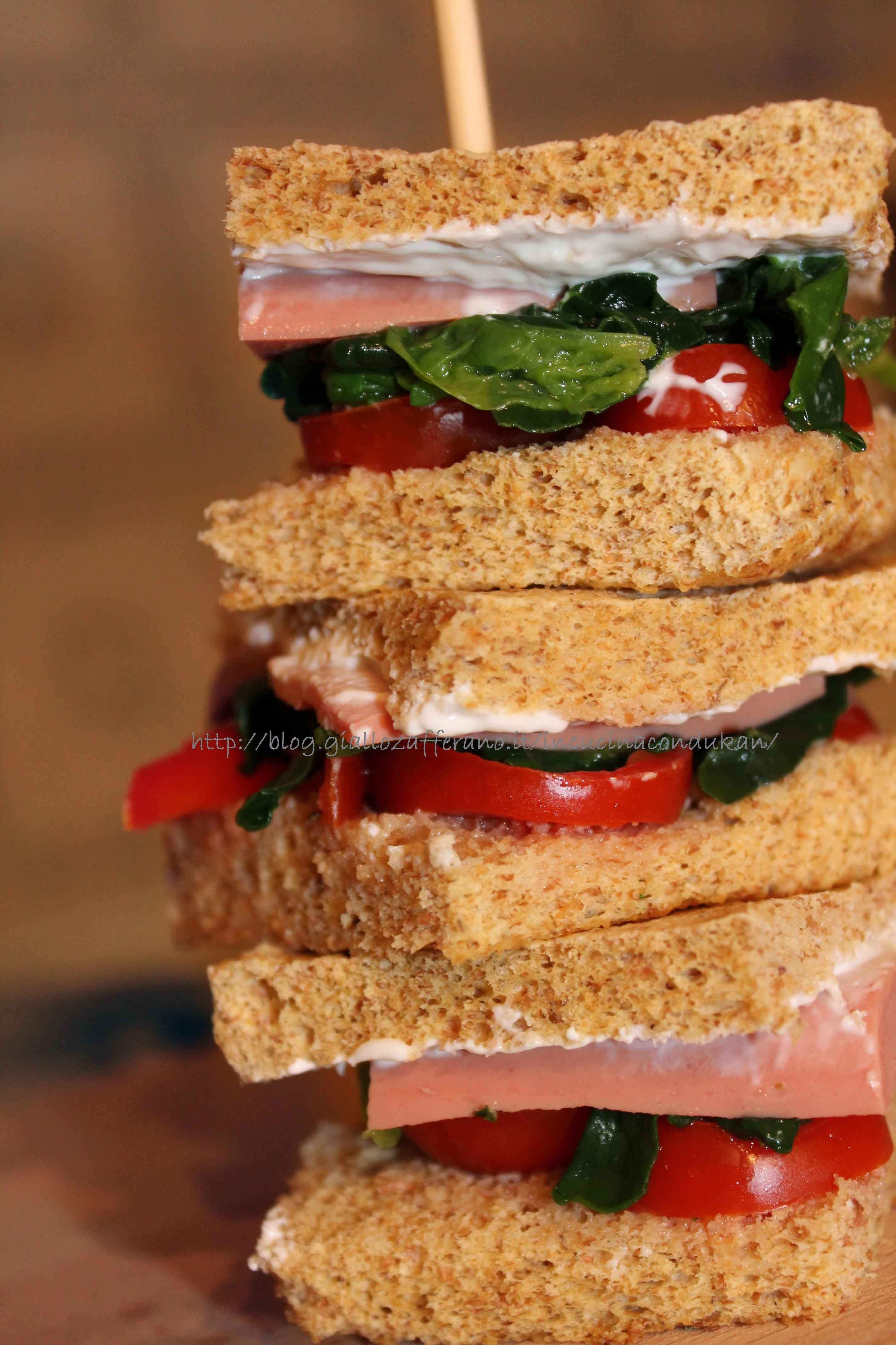 dimagrimento con la dieta a sandwich