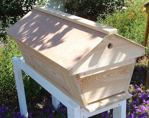 Pin by Heather White on bees | Top bar bee hive, Bee ...