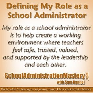 role-as-school-administrato