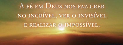 Capa Para Facebook Feminino Com Frases De Deus Pesquisa Google Capa