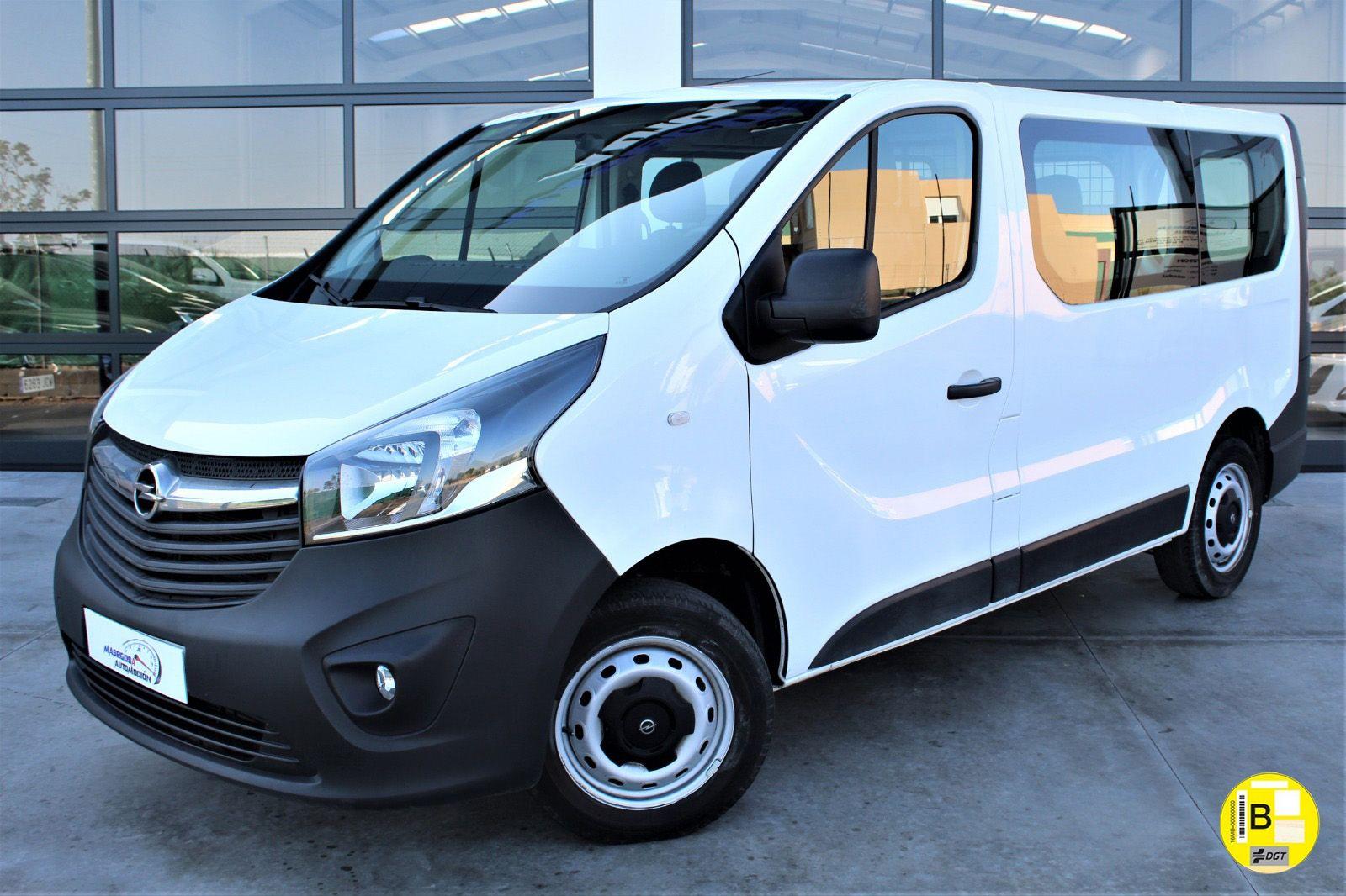 Lanzate Es Todo Lo Que Necesitas Para Triunfar Opel Vivaro 1 6 Cdti 115cv L1 Combi 6 Plazas Precio 16 490 35 500 K Automocion Combi Vehiculos