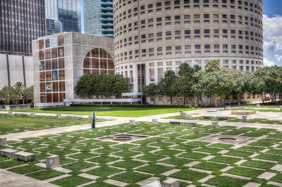 Famous Landscape Architecture Designs kiley garden, tampa, fl | the landscape architecture legacy of dan